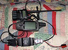 GPS tracker setup
