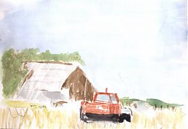 Barn on Eggert Road