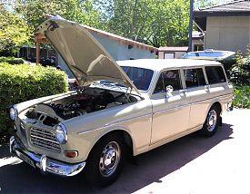 Volvo 122S