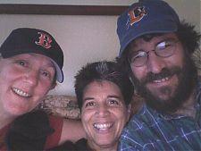 Three Sox Fans