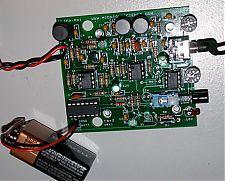 Bat detector board